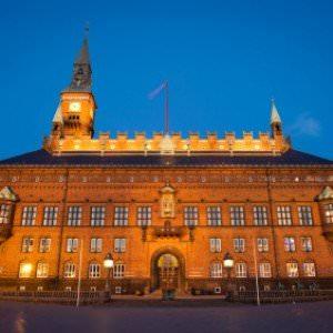 Flytning i Københavns kommune - Her ses Københavns rådhus